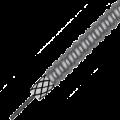 Высокотемпературные кабели в металлической оболочке ВНО-ФМ