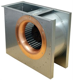 Взрывозащищенный вентилятор Systemair DKEX 280-4 Centrifugal (ATEX) - фото 1590804