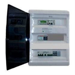 Аксессуар для вентиляции Breezart CP-JL201-PEXT-P24V-BOX2 - в корпусе (металлический щит), питание 24В - фото 266922