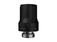 Термоголовка Royal Thermo Термоголовка жидкостная черный M30 x 1,5