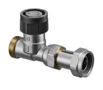 Термостатический вентиль Oventrop АZ Ду15 3/4 НРх3/4 ВР