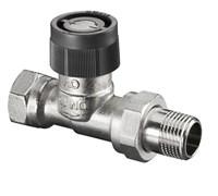 Термостатический вентиль Oventrop DN-20 3/4  ВН серия A проходной