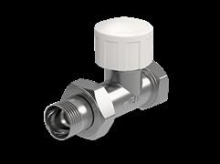 Термостатический вентиль Royal Thermo Вентиль термостатический прямой для радиатора 1/2