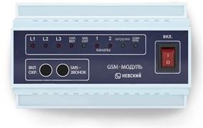 Аксессуар для отопления Невский GSM-модуль дистанционного управления