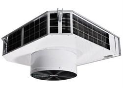 Воляной тепловентилятор 10 кВт Frico SWT02