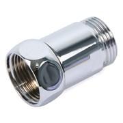 Соединение для водяного полотенцесушителя Тера Соединение прямое г/ш 3/4х3/4