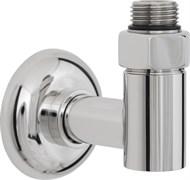 Уголок для водяного полотенцесушителя СТИЛЬЕ Набор комплектующих G 1/2 НР х G 1/2 НР / 2 шт