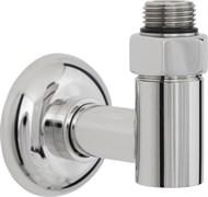 Уголок для водяного полотенцесушителя СТИЛЬЕ Набор комплектующих G 1/2 НР х G 3/4 НГ / 2 шт