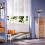 Радиатор-скамейка Arbonia / Zehnder Bank Radiator