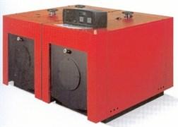 Котел промышленный водогрейный ICI Caldaie REX DUAL /горизонтальная компоновка/ 124