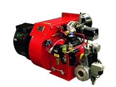 Комбинированная горелка Ecoflam MULTICALOR 140 PR-AB TL MB-DLE 420