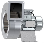 Взрывозащищенный вентилятор Systemair EX 140A-4 centr. fan (ATEX)