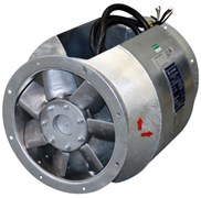 Взрывозащищенный вентилятор Systemair AXCBF-EX 250-6/28°-4 (EX-RU)