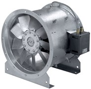 Взрывозащищенный вентилятор Systemair AXC-EX 500-9/28°-4 (EX-RU)