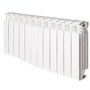 Алюминиевый радиатор Global Iseo 350 12 секц.