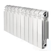 Алюминиевый радиатор Global Vox 500 10 секц.