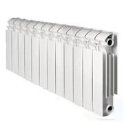 Алюминиевый радиатор Global Vox 500 12 секц.