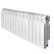 Алюминиевый радиатор Global Vox 350 14 секц.
