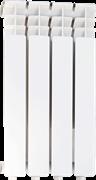 Алюминиевый радиатор OGINT Delta Plus 500 4 секц Qну=536Вт