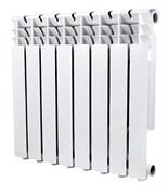 Алюминиевый радиатор OGINT Delta Plus 500 8 секц Qну=1072Вт