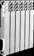 Алюминиевый радиатор OGINT Delta Plus 500 6 секц Qну=804Вт
