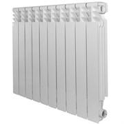 Алюминиевый радиатор OGINT Alpha 500 12 секц Qну=2220Вт