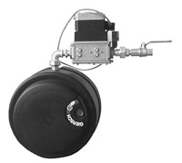 Газовая горелка Giersch RG20-Z-L-F кВт-40-120, KE15 1/2