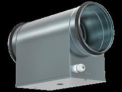 Электрический нагреватель для круглого канала EHC 160-5,0/2
