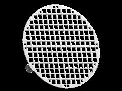 Наружная решетка Shuft PG 125