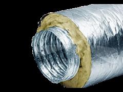 Воздуховод теплоизолир. SonoDFA-H 127 мм