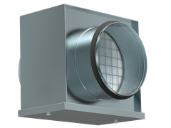 Фильтр-бокс (корпус с материалом) Shuft FBCr 160