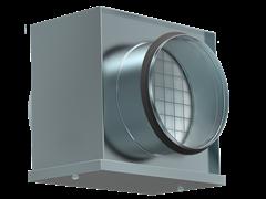 Фильтр-бокс (корпус с материалом) Shuft FBCr 125