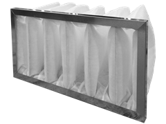 Фильтр карманный (материал) Shuft FRr (G3-EU3) 1000*500