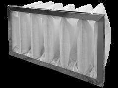 Фильтр карманный (материал) Shuft FRr (F5-EU5) 1000*500