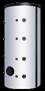 Буферный накопитель Austria Email Теплоизоляция к PSRR 800