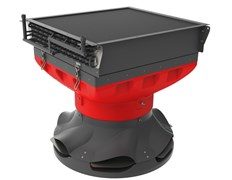 Водяной тепловентилятор FLOWAIR AGRO HT 3