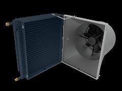Водяной тепловентилятор FLOWAIR AGRO HP