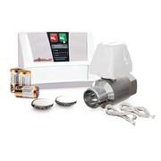 Комплект защиты от протечек воды Аквасторож Эксперт 1*15 (стандартная комплектация)