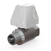 Кран шаровой с электроприводом Аквасторож-20 Эксперт (3/4  НР/ВР, PN16, Tmax 90°C, вр.закр. 2,5 cек)