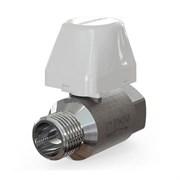 Кран шаровой с электроприводом Аквасторож-25 Классика (1  НР/ВР, PN10, Tmax 90°C, вр.закр.2,5 cек)