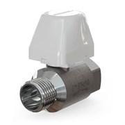 Кран шаровой с электроприводом Аквасторож-25 Эксперт (1  НР/ВР, PN10, Tmax 90°C, вр.закр. 2,5 cек)