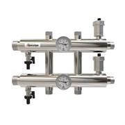 Коллектор котельной разводки ПроксиТерм GK - 1  на 1+1 контур 1  (НР, для котлов до 60 кВт)