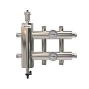 Коллектор с гидроразделителем ПроксиТерм GSK - 1  на 1+1+1 контур 1  (НР, для котлов до 60 кВт)