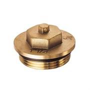 Заглушка для коллектора FAR 4149 - 1 1/4 (НР, с уплотнением O-ring)