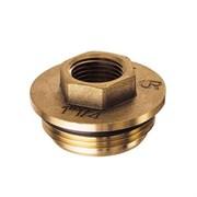 Заглушка для коллектора FAR 4199 - 1 1/2 (НР, с отводом 1 ВР)