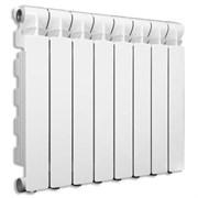 Алюминиевый радиатор Fondital ARDENTE 500/100 C2 8 секций