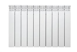Алюминиевый радиатор Fondital ARDENTE 500/100 C2 10 секций