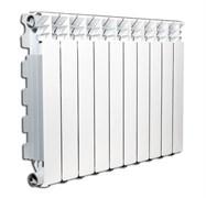 Алюминиевый радиатор Fondital EXCLUSIVO 500/100 D3 10 секций