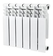 Алюминиевый радиатор OGINT Delta Plus 350 8 секц Qну=824Вт