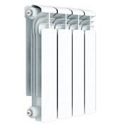 Алюминиевый радиатор Rifar Alum 350 4 секц. (RAL35004)
